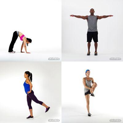 Inbetween Workouts