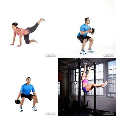 Pierto Vallarta workouts