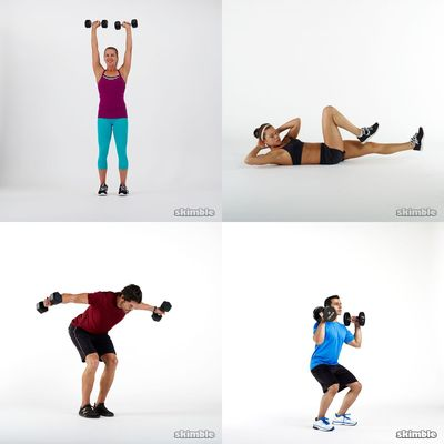 Gary's Workouts