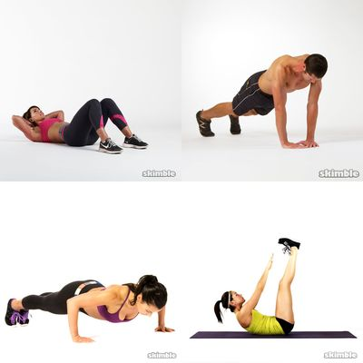 3. Abs And Arms