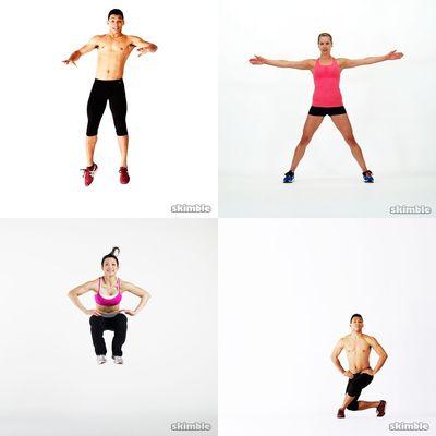 Bodystrenght Cardio Vzdržljivost