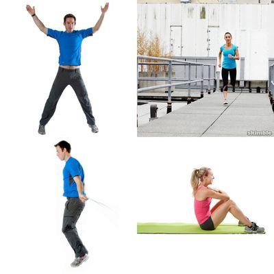 Fitness test #1