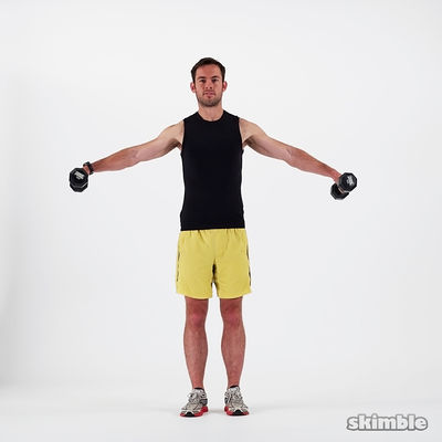 Matt Miller's Bodybuilding Shoulder Mass 3 1B