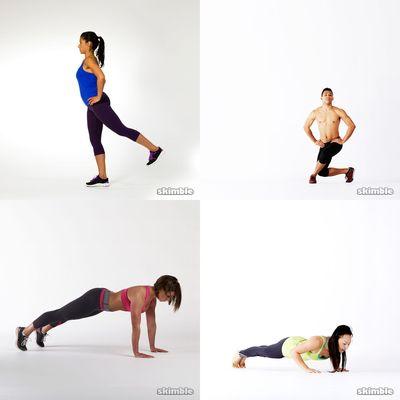 Entrenamiento ejercicios