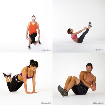 workouts for home