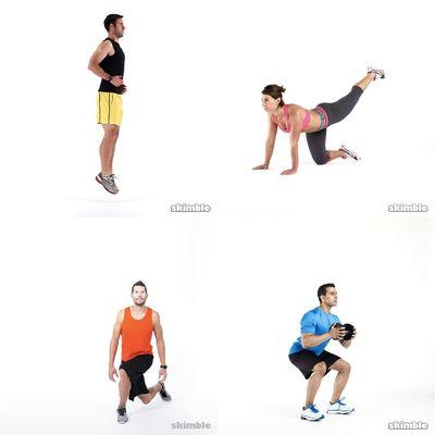 Iman's Workouts