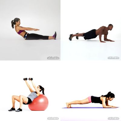 Body Area Workouts