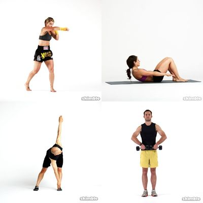 Lesleys Workouts