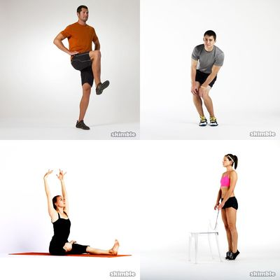 Workouts 4 Newbies!