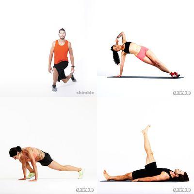 Good Core Workouts