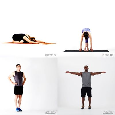 Stretching and Back Pain Relief