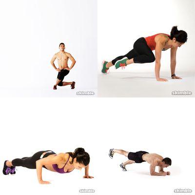 FitNinja Fitness Tests
