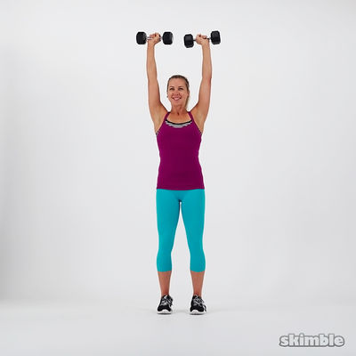 Cardio/upper Body Circuit