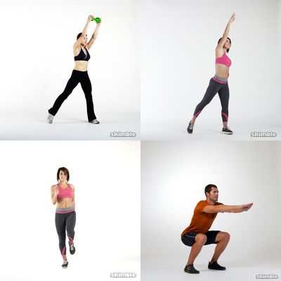 Workout Tryout