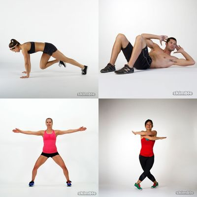Favourite Work Outs