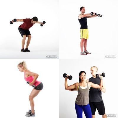 Kris Workouts