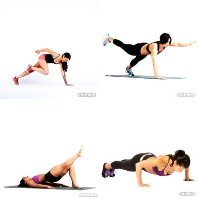 Side Workouts