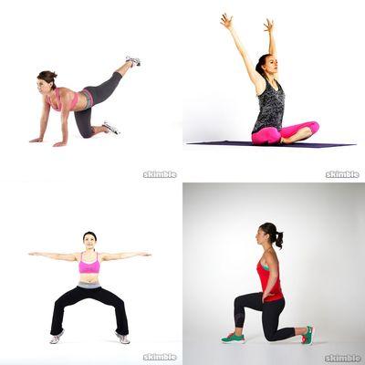 Sass' Workout Lineup