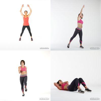 Joyce workout