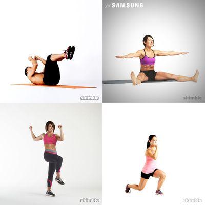 starter exercises