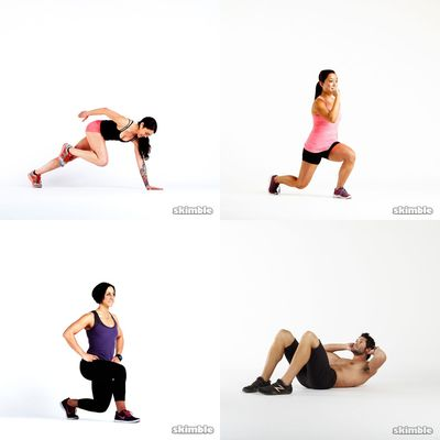 house workouts