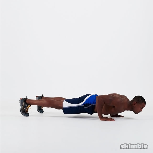 How to do: Down Unders - Step 5
