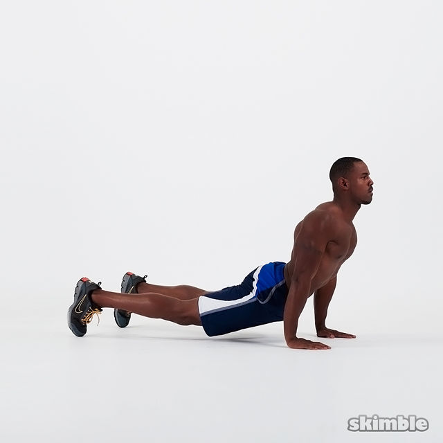 How to do: Down Unders - Step 4