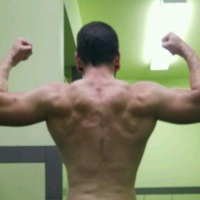 Massive Back