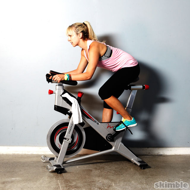 How to do: Fast Cycling - Step 4