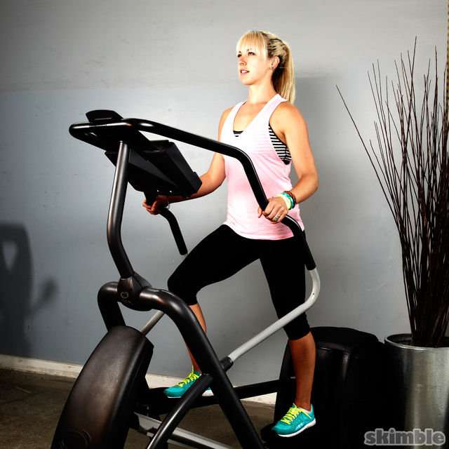 How to do: Warm-Up Elliptical - Step 2
