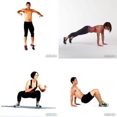 Flexibility & weight loss