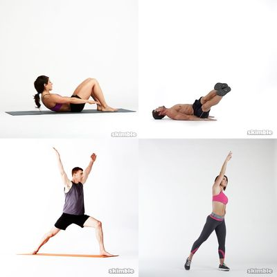 1 Hour Workout Routine
