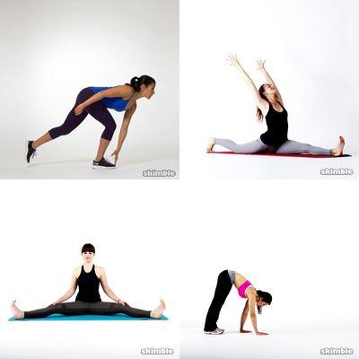 Evening Stretches
