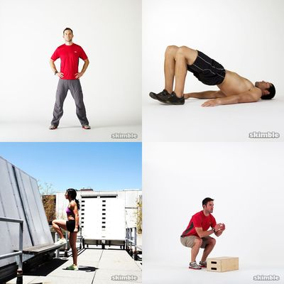Workouts for later