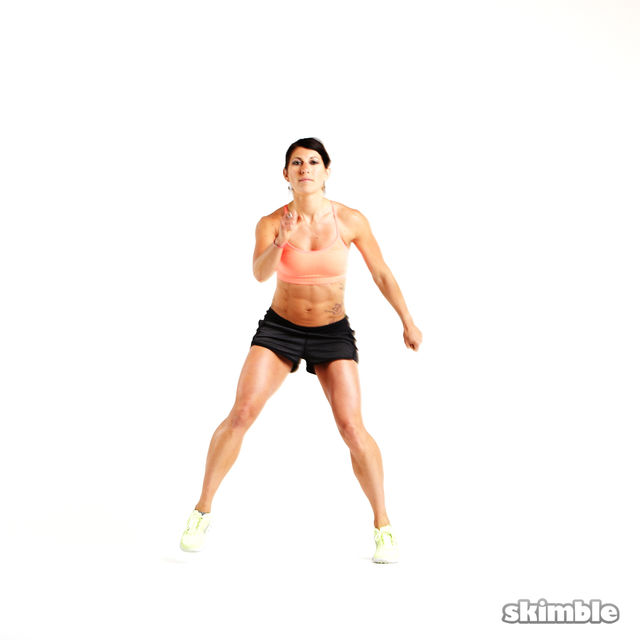 How to do: The Heisman - Step 2