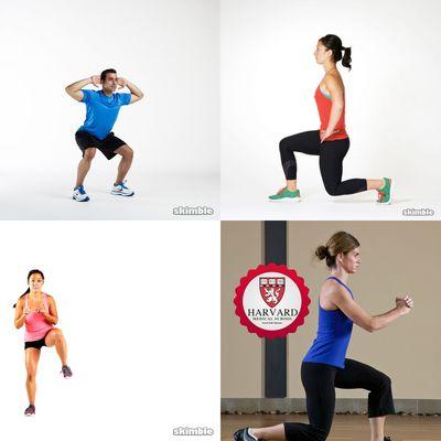 Weekdays workout