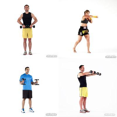 Skinny Arms 