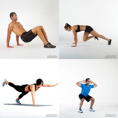amiel work out