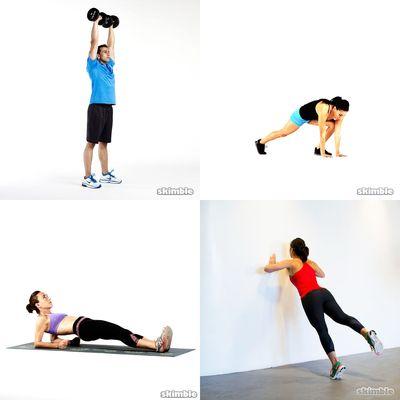 Workout I like