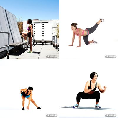 10 Minute or Less Workouts