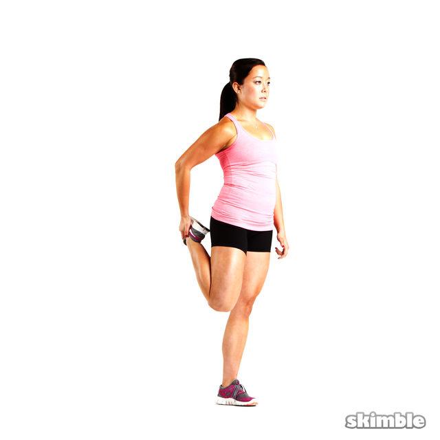 Treadmill Stretch