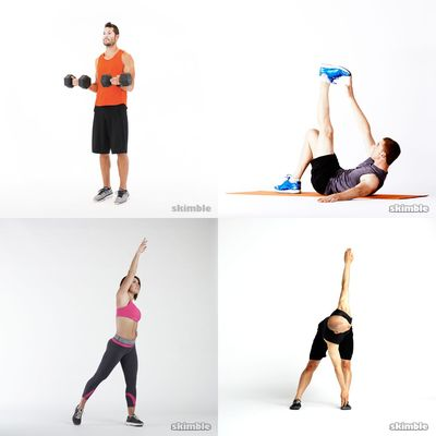 monthly exercises