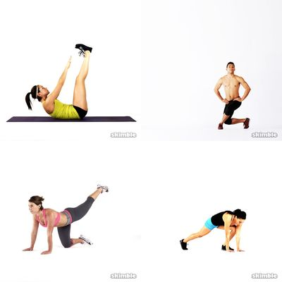 Arms, Abs, Strength