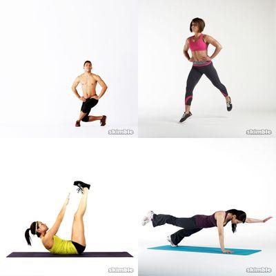 lista ejercicios