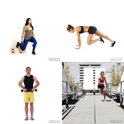 Body Weigt Everyday