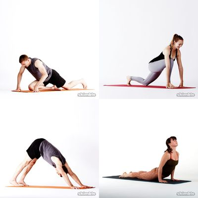 Stretches & Yoga