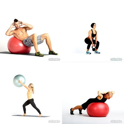 Ball Workouts