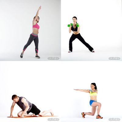 Workout 1 (Cardio 1 - 45 Min)