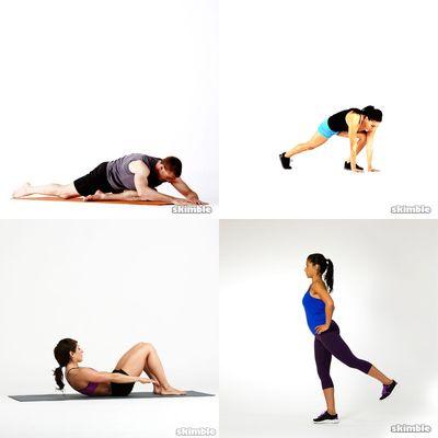 Workout 3 (Legs 36 Min)
