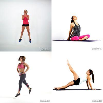 Workout 6 (Cardio 2 - 40min)